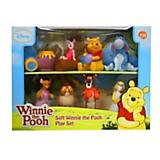 Soft Winnie the Pooh play set