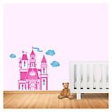 Wall sticker castillo 65 x 50 cm