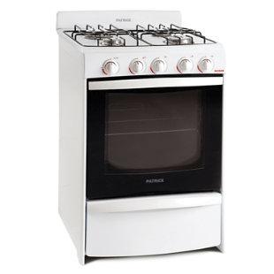 Cocina cps1656bvs bl patrick for Falabella cocinas