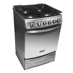 Cocina exft856 electrolux for Falabella cocinas