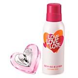 Cofre Love love love EDT 80 ml + desodorante
