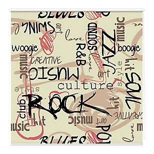 Cortina roller blackout rock 180 x 160 cm