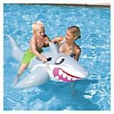 Tiburón inflable 185 x 112 cm