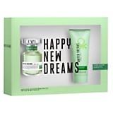 Cofre EDT 80 ml + body lotion 100 ml Benetton