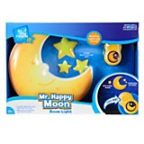 Luna con luces