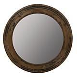 Espejo redondo Antique 67 cm