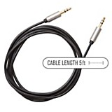 Cable 3.5 mm a 3.5 mm de 1.5 mts