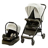 Coche Travel system gris