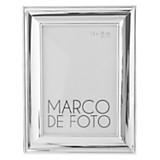 Marco de fotos plateado 13 x 18 cm