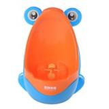 Mingitorio Infantil Celeste / Naranja