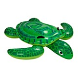 Tortuga inflable