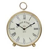 Reloj despertador 23 x 18 cm