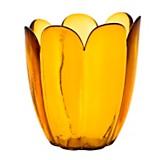 Florero de vidrio 18 cm
