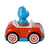Rinoceronte sobre ruedas