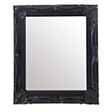 Espejo pcv negro