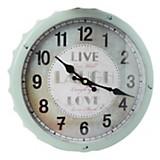 Reloj de pared live love