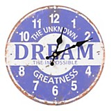 Reloj de pared dream