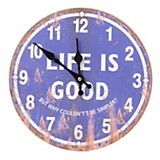Reloj de pared life