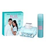 Cofre Blue Seduction of Woman EDT80 ml + Desodorante