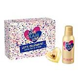 Cofre Love Glam EDT 80 ml + desodorante 150 ml