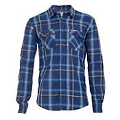 Camisa leñadora azul
