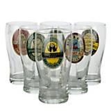 Set de vasos Beer x6
