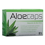 Aloe Vera caps x 64 capsulas