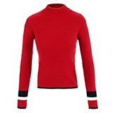 Sweater con tajo en el codo