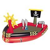 Pileta bote pirata