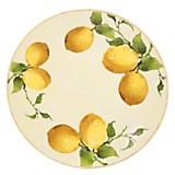 Plato playo limones