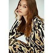 Remera Sahar Leopardo