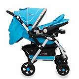 Travel System 247 turquesa