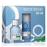 United dream Go Far EDT 100 ml +  desodorante 100 ml