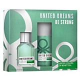 United dream Be Strong EDT 100 ml +  desodorante 100 ml