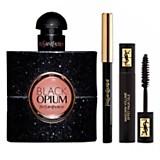 Cofre Black Opium EDP 50 ml + máscara de pestaña + delineador