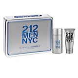 212 Vip Men EDT 100 ml + shower gel 100 ml