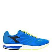 Zapatillas Kuruka azul fluor