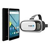 Celular libre Compass + VR