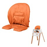 Respaldo cushion naranja