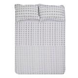 Juego de sábanas estampadas 144 hilos 2 plazas