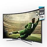 TV LED curvo Full HD UN49K6500