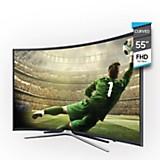 TV LED  55'' curvo full HD Smart TV UN55K6500