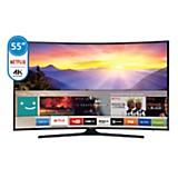 TV LED Curvo 55'' UN55KU6300 Smart TV 4K ultra HD
