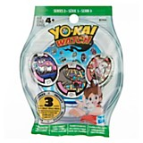 Pack de medallas Yo-Kai