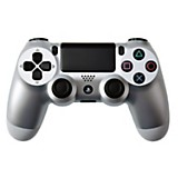Joystck dual shock PS4 silver