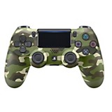 Joystck dual shock PS4 green camu