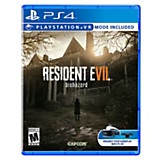 Residen Evil biohazard PS4