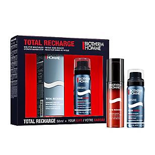 Total Recharge rostro 50 ml + Foam Shaver 50 ml
