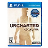 Uncharted The nathan drake PS4