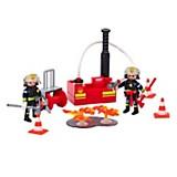Brigada de bomberos